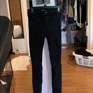 Denim - Black Abercrombie jeans